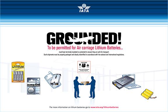 Iata Updates Dg Regulations To Reflect Icao Technical Instructions